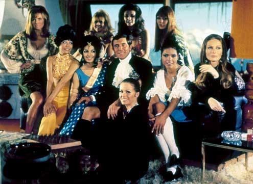 007 Al servicio secreto de su Majestad : Foto Catherine Schell, Diana Rigg, George Lazenby, Helena Ronée, Jenny Hanley