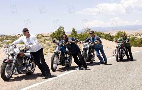Cerdos salvajes (con un par... de ruedas): William H. Macy, Martin Lawrence, Walt Becker, John Travolta, Tim Allen