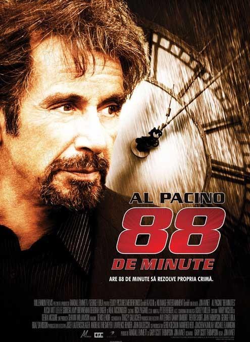 88 minutos: Amy Brenneman, Ben McKenzie, Jon Avnet, Al Pacino, Alicia Witt, Leelee Sobieski, William Forsythe
