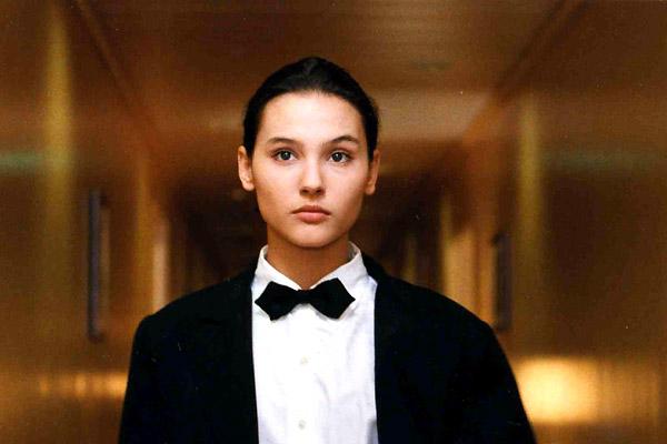 La chica sola : Foto Virginie Ledoyen