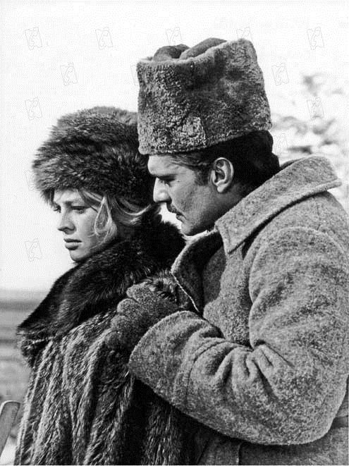 Doctor Zhivago: Julie Christie, Omar Sharif