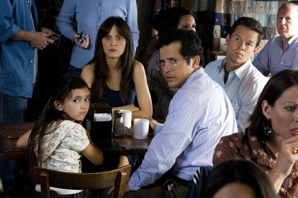El incidente : Foto John Leguizamo, Mark Wahlberg, Zooey Deschanel