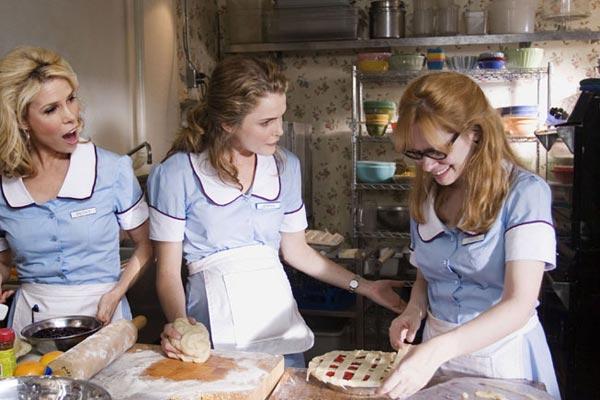 La camarera: Adrienne Shelly, Keri Russell, Cheryl Hines