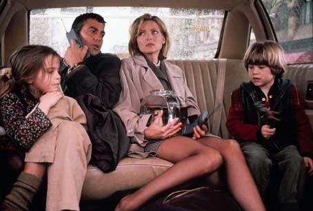 Un día inolvidable: George Clooney, Michelle Pfeiffer, Michael Hoffman
