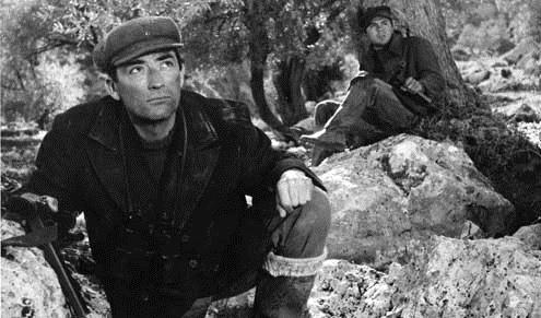 Los cañones de Navarone: Gregory Peck, James Darren, Jack Lee Thompson