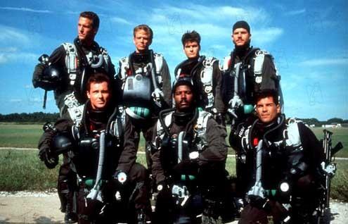 Navy Seals, comando especial : Foto Bill Paxton, Charlie Sheen, Cyril O'Reilly, Dennis Haysbert, Lewis Teague