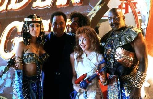 Mars Attacks!: Jim Brown, Annette Bening, Tom Jones
