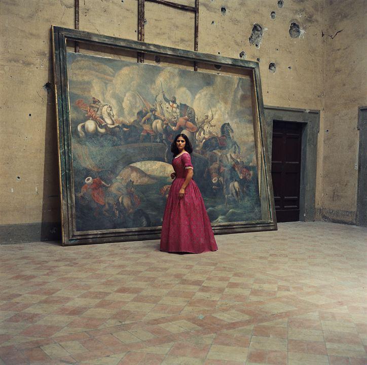 El Gatopardo: Claudia Cardinale, Luchino Visconti