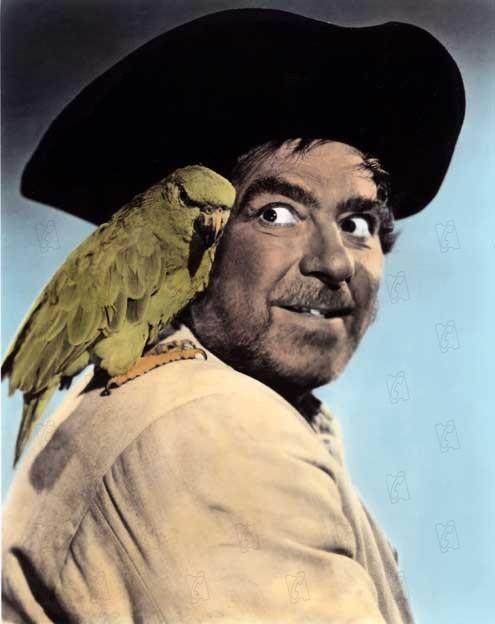 Foto de Robert Newton - La isla del tesoro : Foto Byron Haskin, Robert  Newton - SensaCine.com