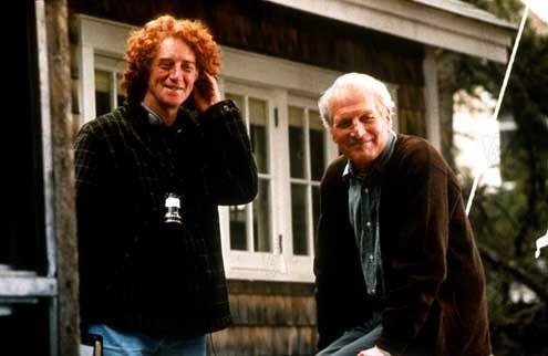 Mensaje en una botella: Paul Newman, Luis Mandoki