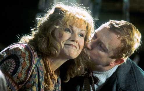 Harry Potter y la Cámara Secreta : Foto Julie Walters, Mark Williams