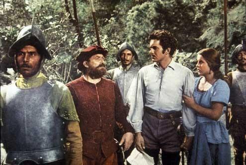 El Capitán de Castilla : Foto Henry King, Jean Peters, Tyrone Power