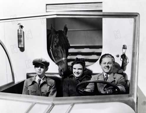 Thoroughbreds Don't Cry: Judy Garland, Mickey Rooney, Ronald Sinclair, Alfred E. Green