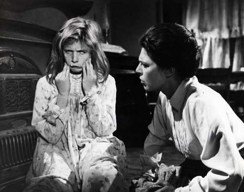 El milagro de Ana Sullivan: Arthur Penn, Anne Bancroft