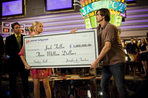 Algo pasa en Las Vegas: Cameron Diaz, Ashton Kutcher, Tom Vaughan