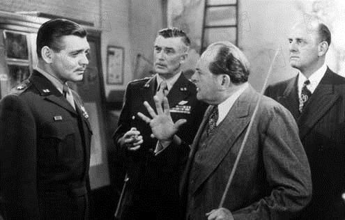 Sublime decisión : Foto Clark Gable, Sam Wood, Walter Pidgeon