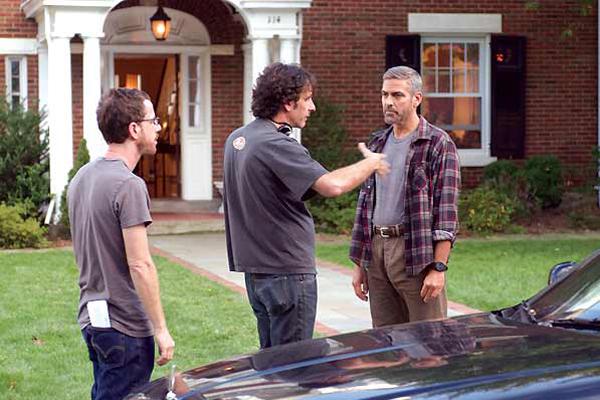 Quemar después de leer: Ethan Coen, George Clooney