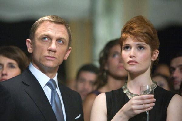 007 Quantum of Solace : Foto Daniel Craig, Gemma Arterton