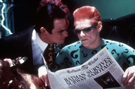 Batman Forever: Tommy Lee Jones, Jim Carrey