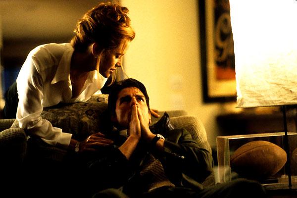 Jerry Maguire: Kelly Preston, Tom Cruise
