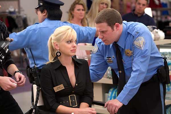 Cuerpos de seguridad: Anna Faris, Seth Rogen, Jody Hill