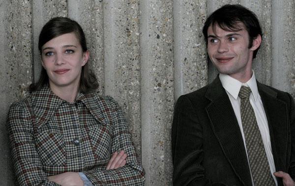 Foto Céline Sallette, Robinson Stévenin