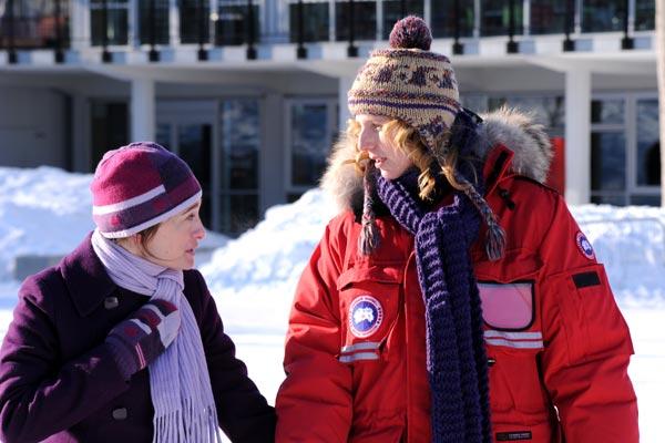 Foto Elina Löwensohn, Sandrine Kiberlain