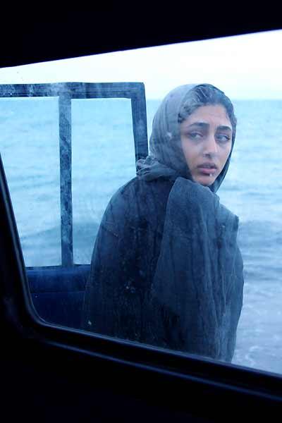 A propósito de Elly: Asghar Farhadi, Golshifteh Farahani
