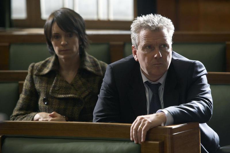 Presunto culpable : Foto David Westhead, Juliet Aubrey