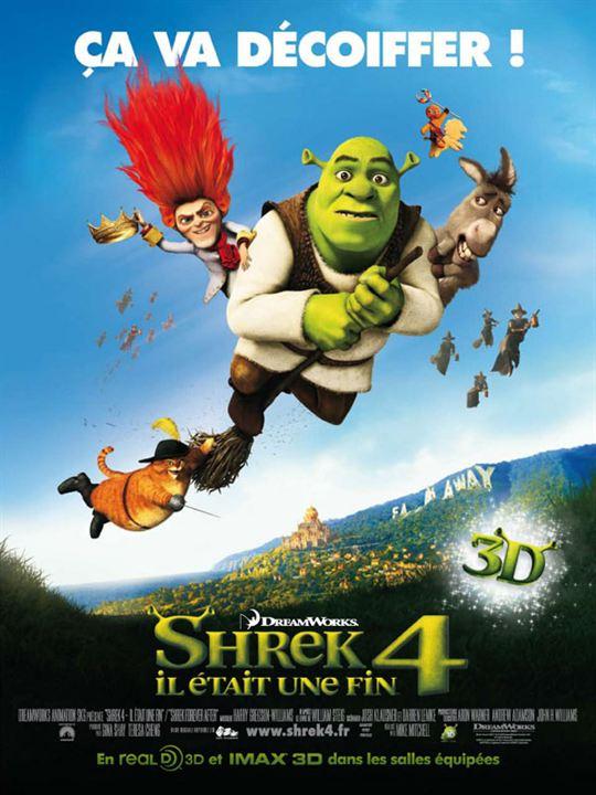 Shrek. Felices para siempre