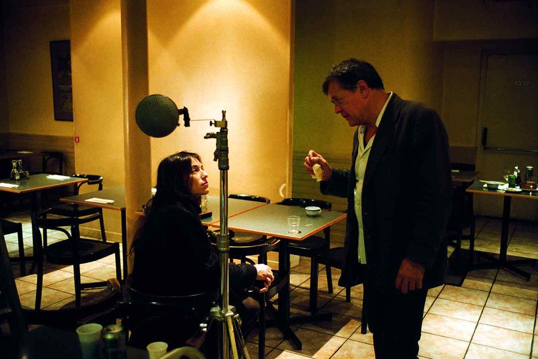 Persécution : Foto Charlotte Gainsbourg, Patrice Chéreau