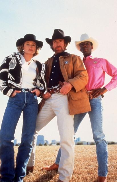 Walker, Texas Ranger : Foto Chuck Norris, Clarence Gilyard Jr., Sheree J. Wilson