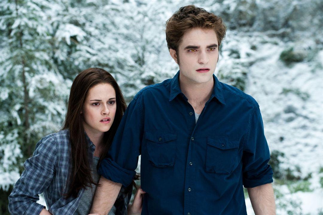 Eclipse : Foto David Slade, Kristen Stewart, Robert Pattinson