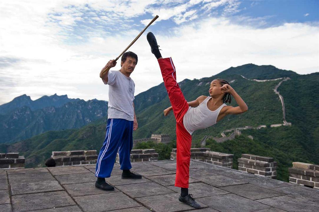 The Karate Kid: Jaden Smith, Jackie Chan, Harald Zwart