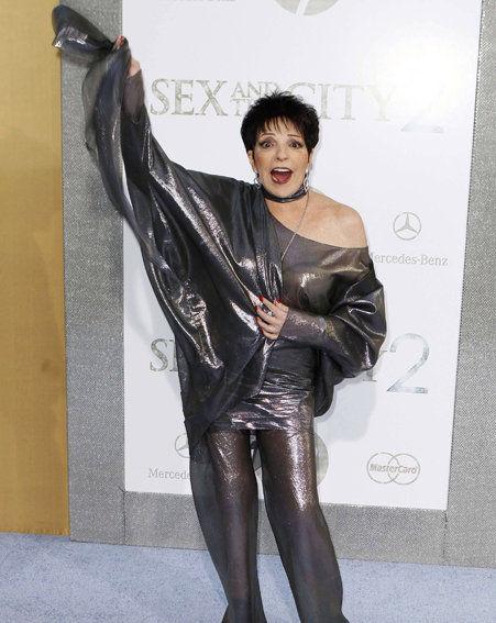 Sexo en Nueva York 2 : Foto Liza Minnelli