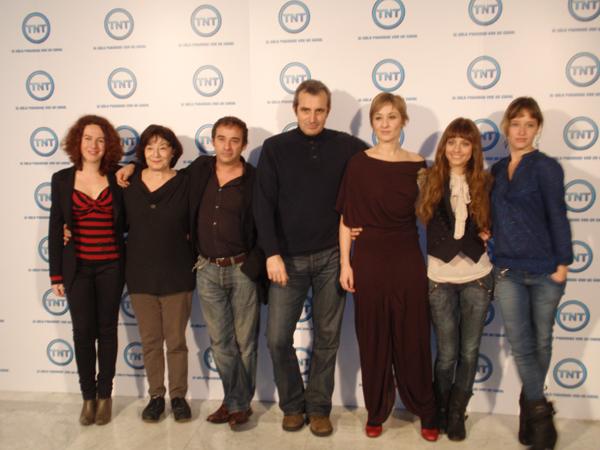Todas las mujeres : Foto Eduard Fernández, Lucía Quintana, Mariano Barroso, Marta Larralde, Michelle Jenner