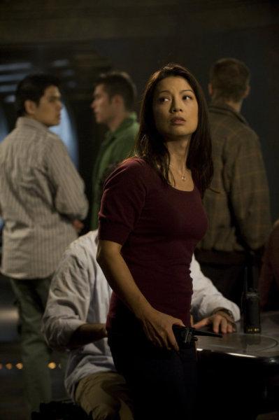 Stargate : Universe : Foto Ming-Na Wen
