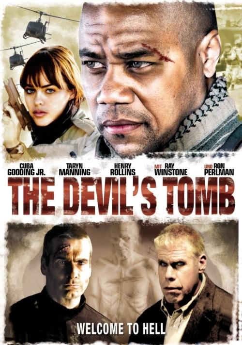 La tumba del diablo : Cartel Brandon Fobbs, Franky G., Henry Rollins, Jason London, Mia Miller