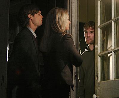Mentes criminales : Foto A.J. Cook, James Van Der Beek, Matthew Gray Gubler