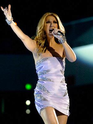 Cartel Céline Dion