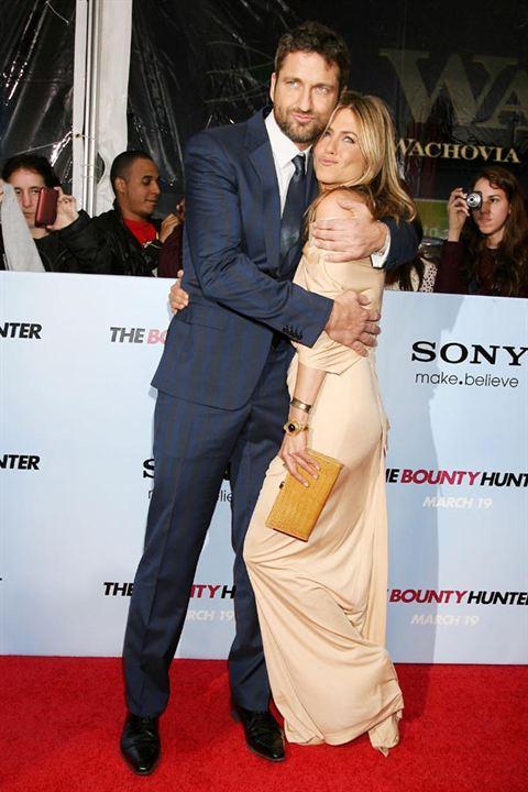 Ex posados: Jennifer Aniston, Gerard Butler