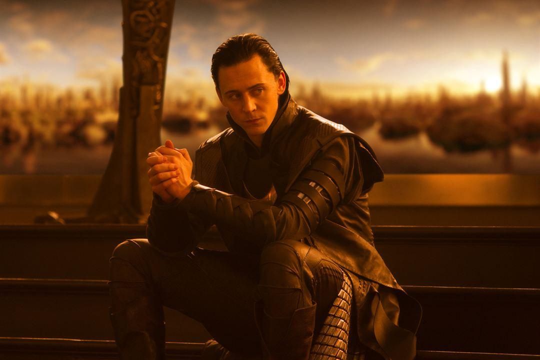 Thor : Foto Tom Hiddleston