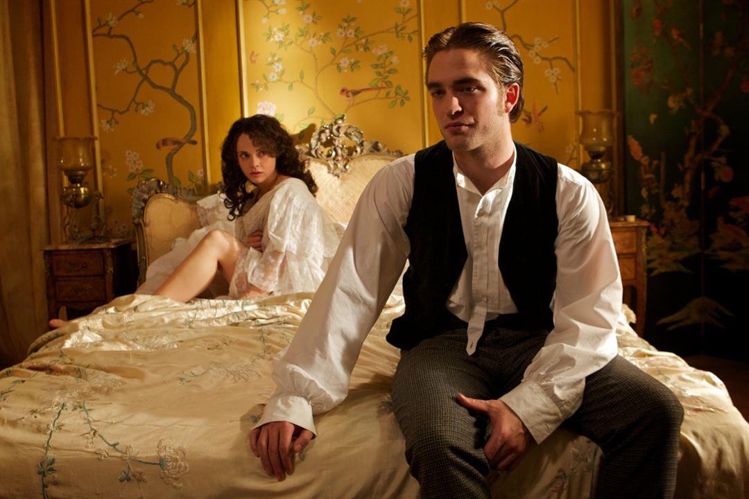Bel Ami: Historia de un seductor : Foto Christina Ricci, Robert Pattinson