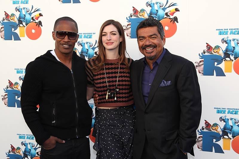 Rio: Carlos Saldanha, Jamie Foxx, Anne Hathaway