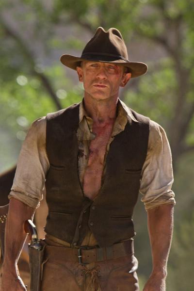Cowboys & Aliens : Foto Daniel Craig