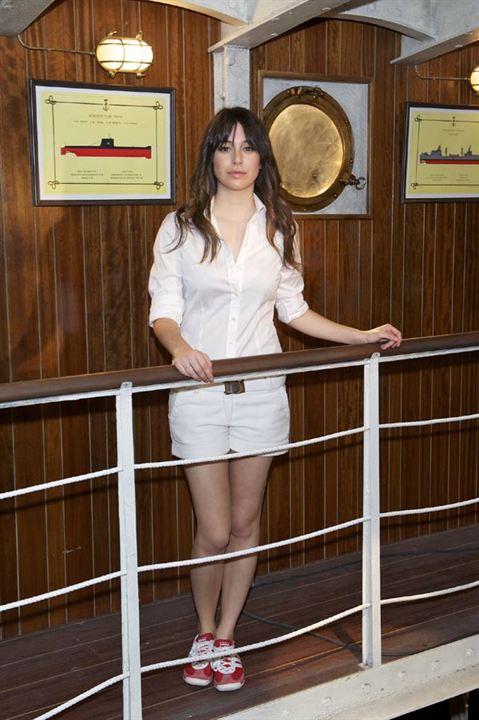 El barco : Foto Blanca Suárez