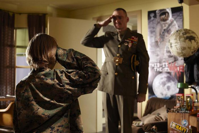 De mayor quiero ser soldado