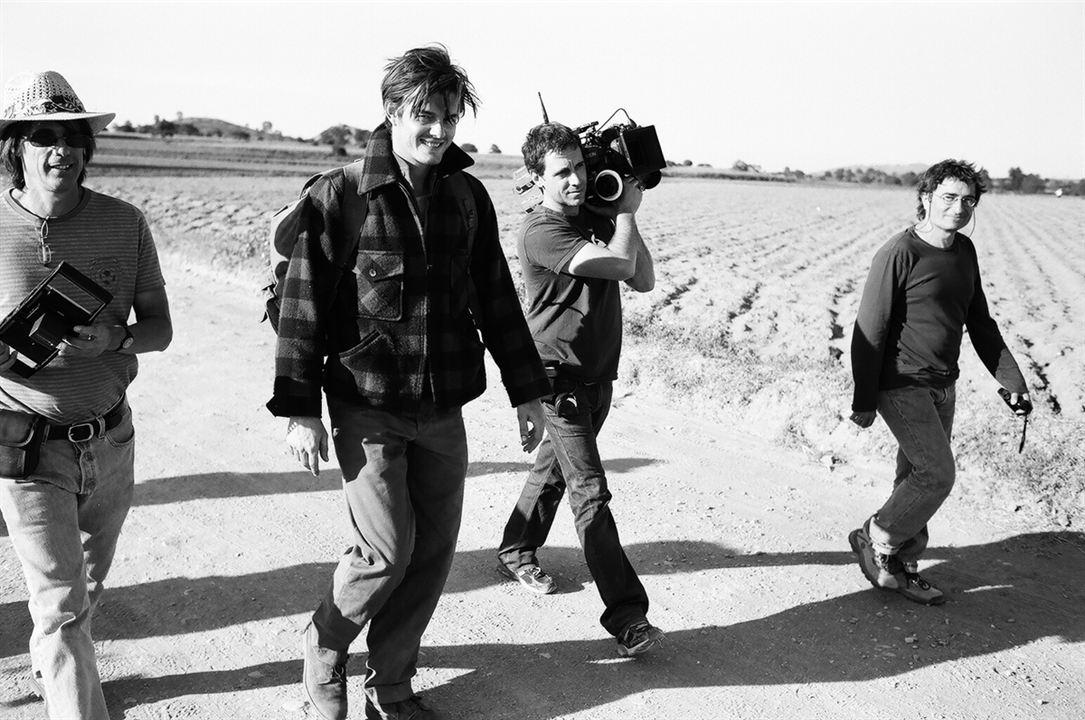 On the road (En la carretera): Sam Riley, Walter Salles