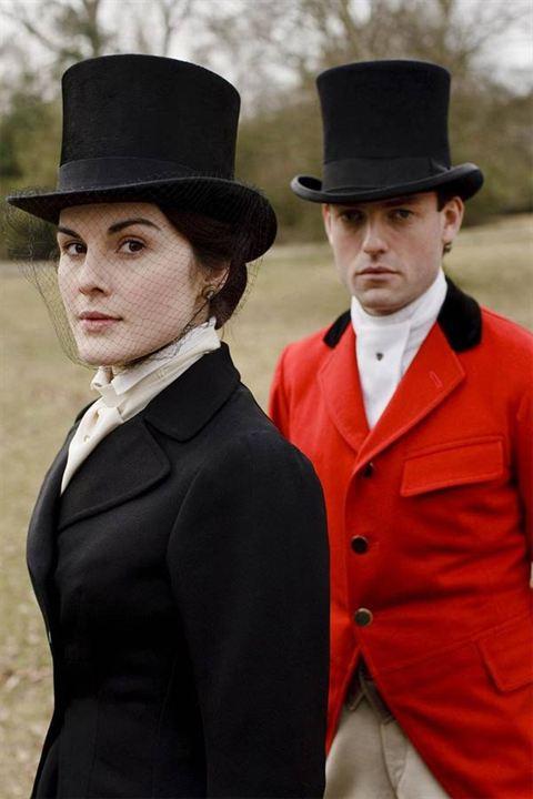 Downton Abbey : Foto Brendan Patricks, Michelle Dockery