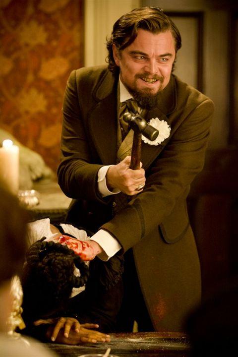Django desencadenado: Leonardo DiCaprio